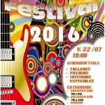 Afiche Song Festival 2016